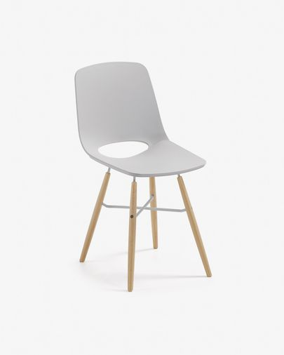 Light grey Klan chair