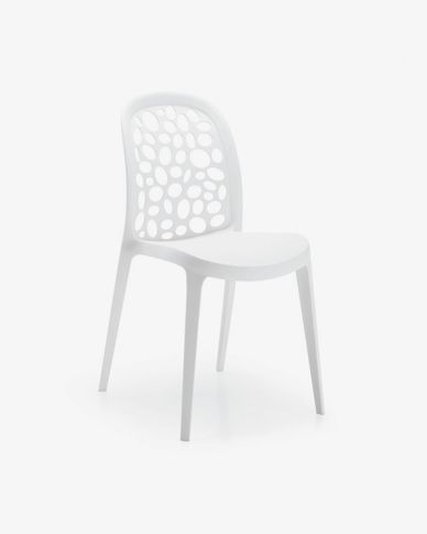 Chair Messy white