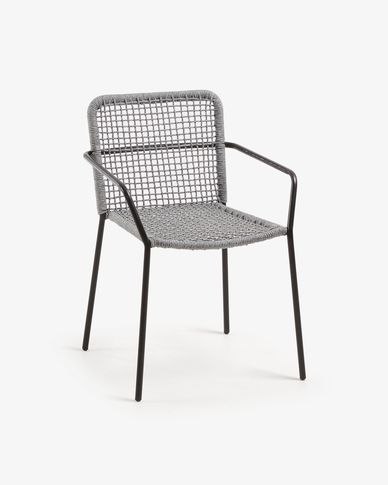 Grey Boomer chair