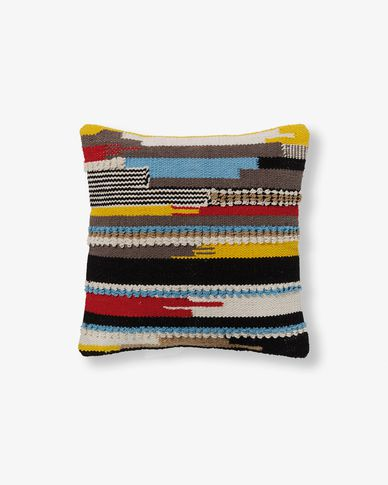 Atmit cushion cover multicolour