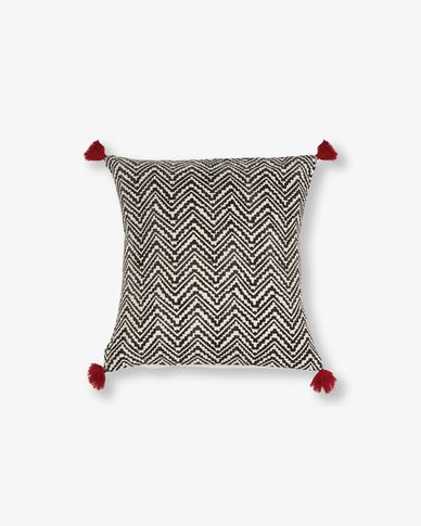 Backstage cushion cover grey