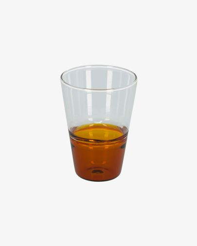 Fiorina orange Glas
