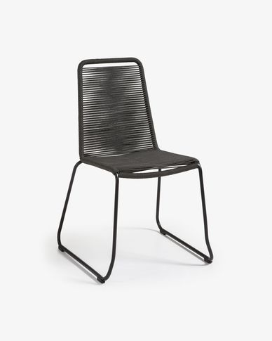 Amirah chair grey