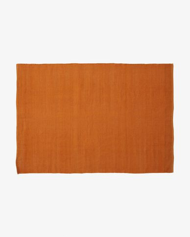 Tapis Atmosphere orange