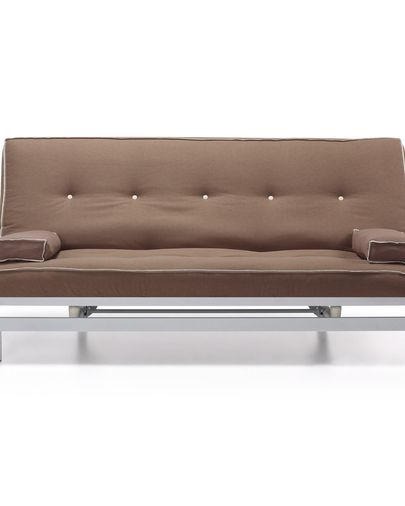 Joy sofa bed, brown
