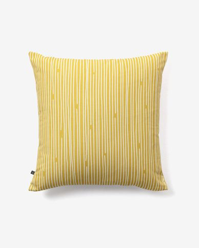 Fabiela striped cushion cover