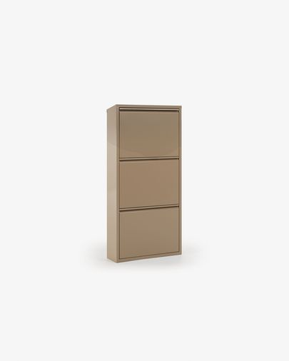 Shoe rack Ode 3 doors beige
