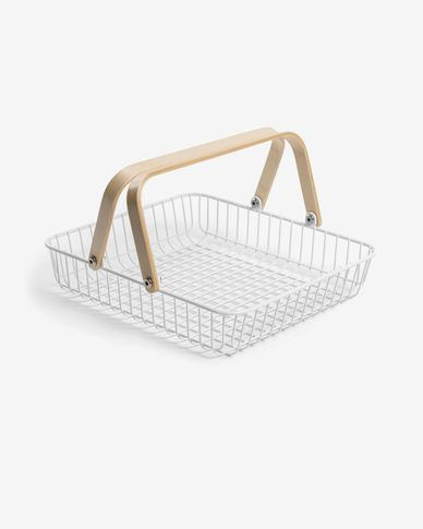 Rectangular Lesli basket