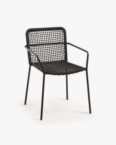 Black Boomer chair