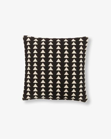 Atty cushion cover triangles