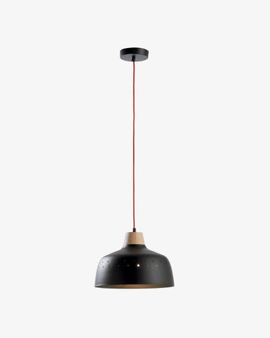 Bits pendant lamp black