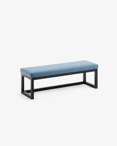 Blue Yola bench