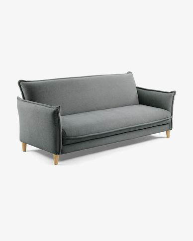 Alizee sofa bed 170 cm dark grey