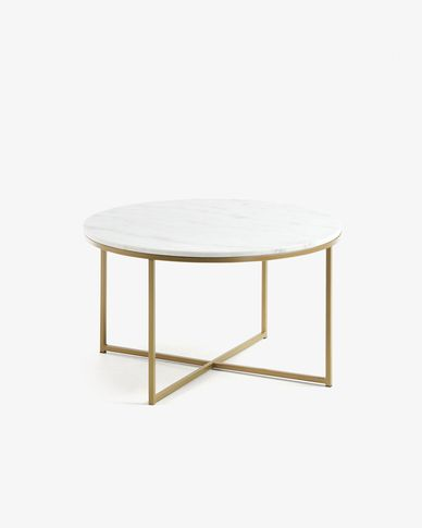 Sheffield coffee table Ø 80 cm