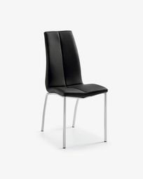 Flavio chair black