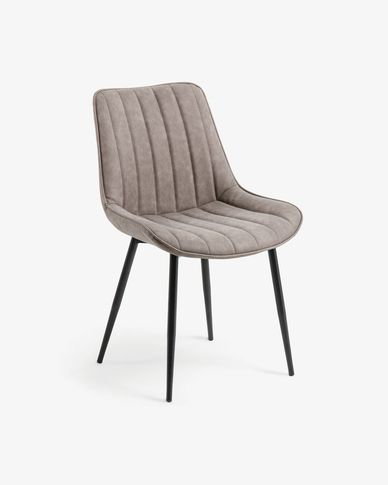 Janis chair taupe