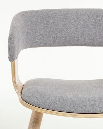 Chair Heiman grey