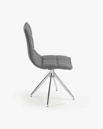 Draco chair, grey