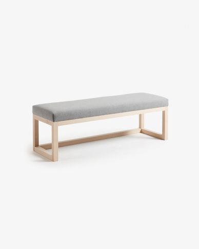 Loya bench grey