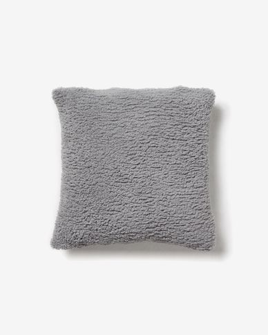 Grey Caprice cushion cover