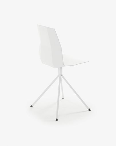 Lexip chair white