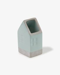 Arius vase light blue
