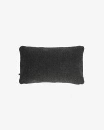 Noa grey cushion cover 30 x 50 cm