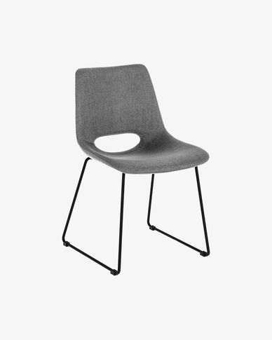 Light grey Zahara chair