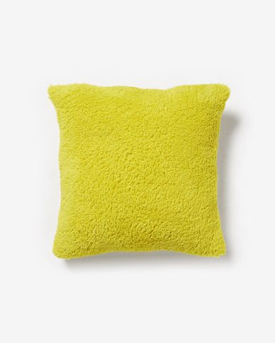 Caprice cushion yellow