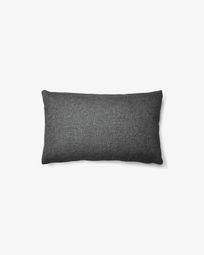 Kam cushion 30x50 cm, anthracite
