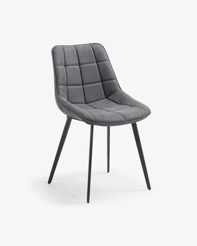 Grey Adam chair