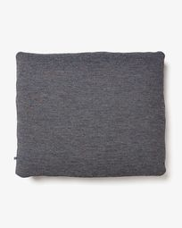 Cushion Blok 60 x 70 cm dark grey