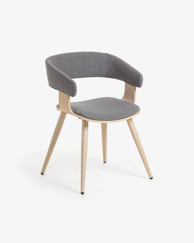 Graphite Heiman chair