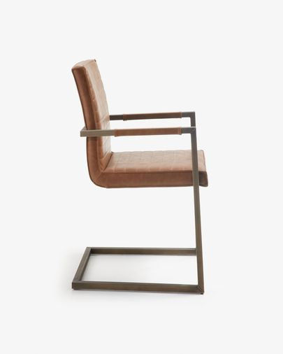 Oxid brown Tusk chair