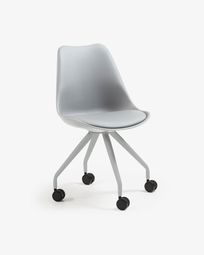 Ralf chair leg Epoxy grey