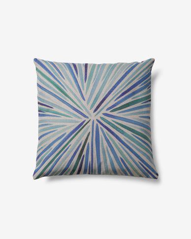 Shadi cushion cover stripes