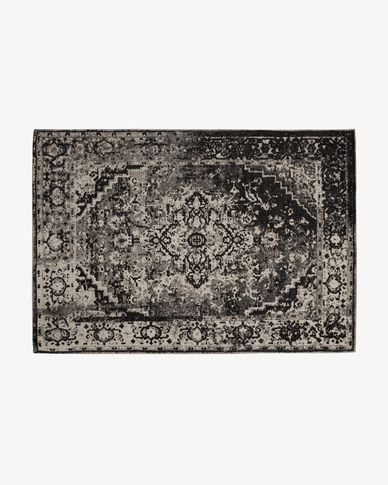 Pek carpet dark grey