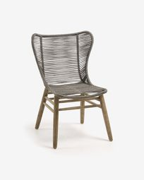 Chair Zabel grey