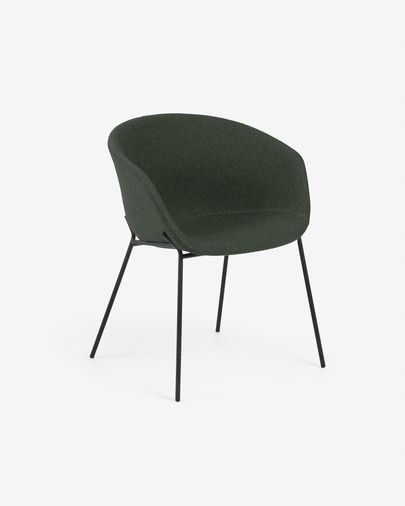 Green Yvette chair