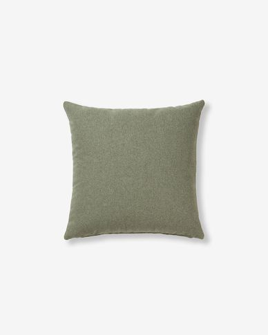 Kam cushion cover 45 x 45 cm green