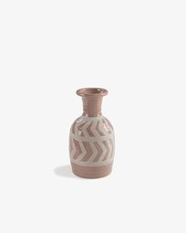 Ares vase pink