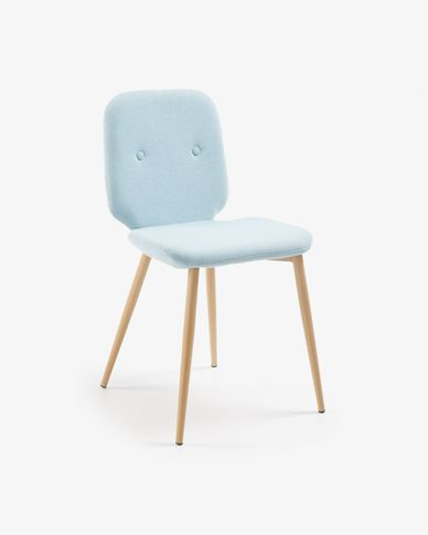 Meet chair blue
