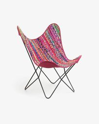 Multicolor Fly armchair