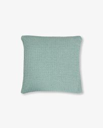 Cushion cover Shallow 45 x 45 cm green