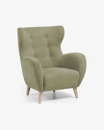 Green Patio armchair