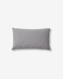 Kam cushion cover 30 x 50 cm grey
