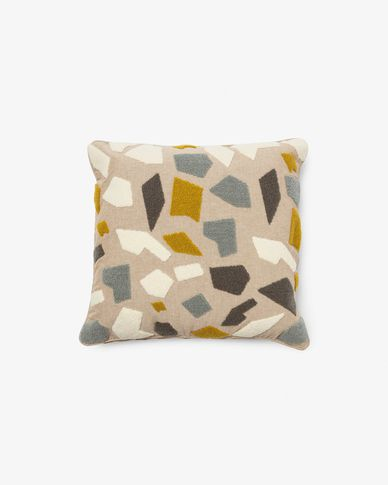Ermine cushion cover 45 x 45 cm