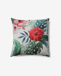 Flowers Florida cushion cover