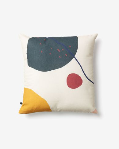 Nahieli circles cushion cover