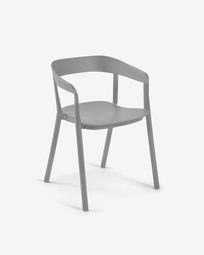 Grey Niels chair